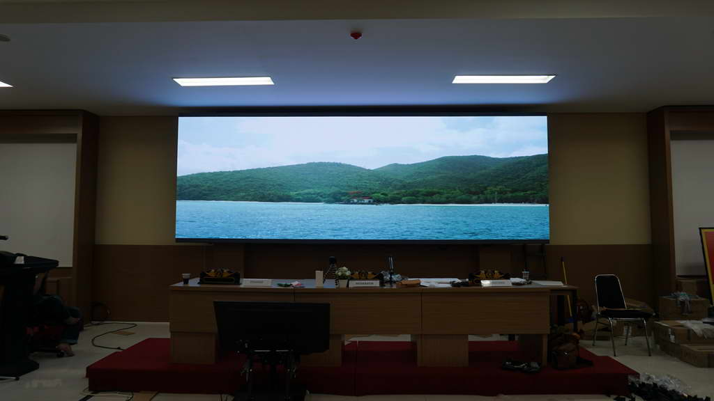 LED Meeting Room SESPIM Lembang